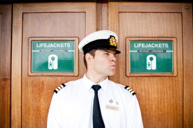 portraits on cruise ship ventura