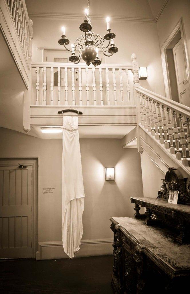 Wedding dress Olde Bell Hurley
