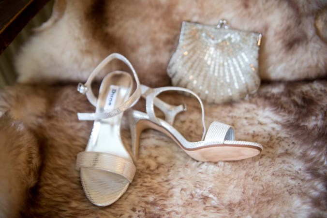Bridal shoes; the olde bell inn; hurley wedding