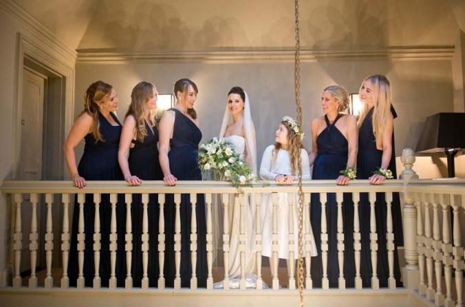wedding group; the olde bell; hurley; wedding