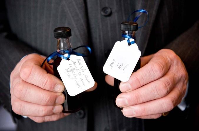 wedding favours; olde bell; hurley