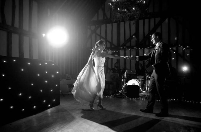 first dance; wedding; olde bell inn
