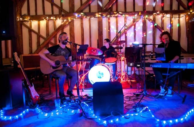 olde bell inn; wedding; band